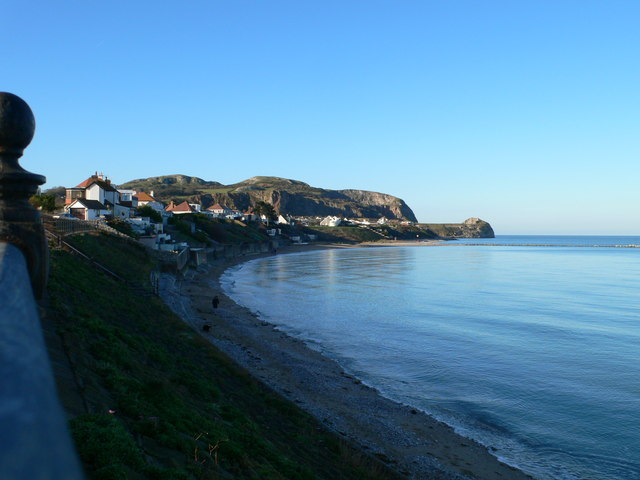Penrhyn Bay and Little Orme