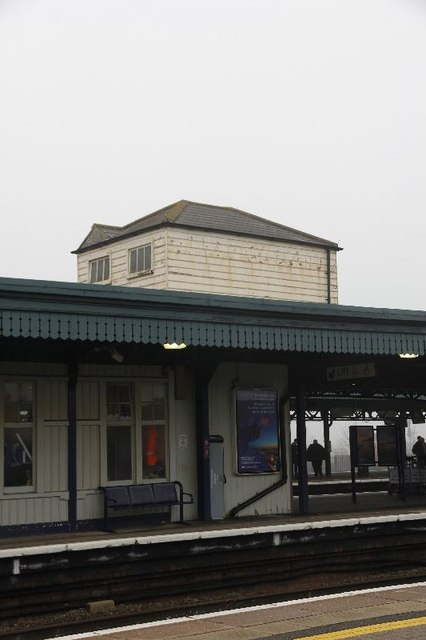Lift on Platform two