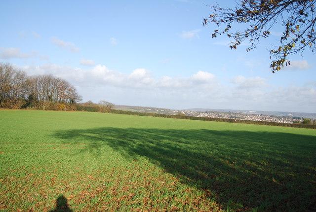 Landscape near Farleigh Green