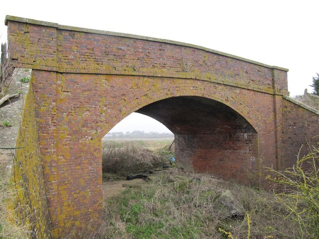 Churn Farm rail Bridge