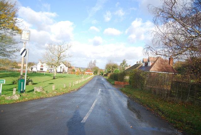 Charlton Lane, Farleigh Green