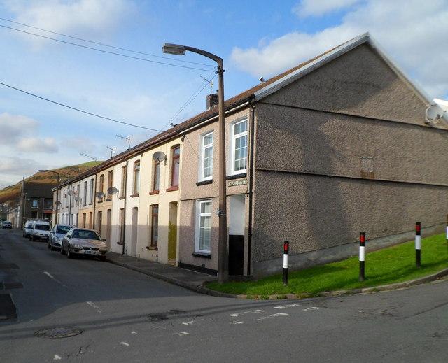 Chapel Street, Ystrad