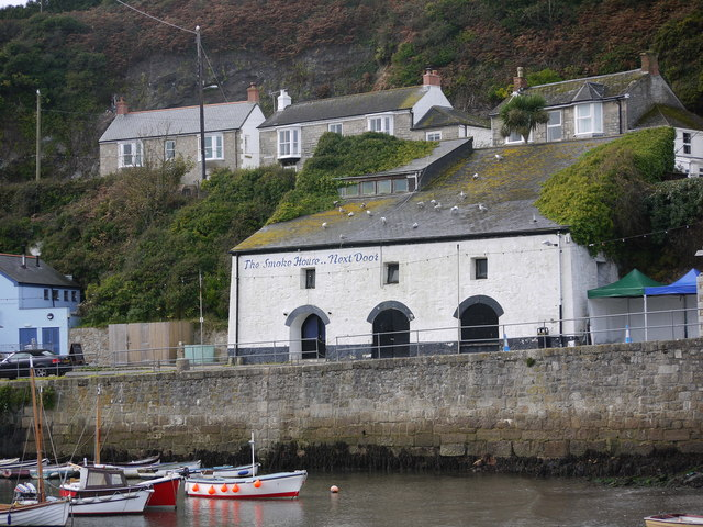 Old Smoke house Porthleven