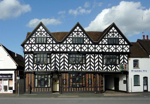 The White Hart in Penkridge, Staffordshire