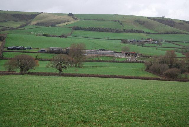 The Bride Valley