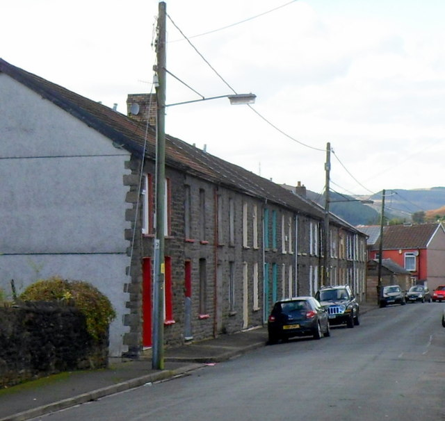 Redfield Street, Ystrad