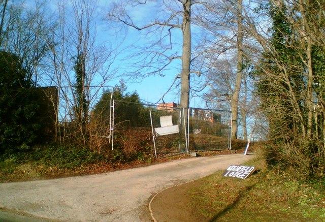 Highfield Lodge, Windmill Hill, New House