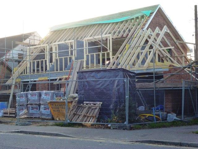 New House, Berry Lane, Langdon Hills