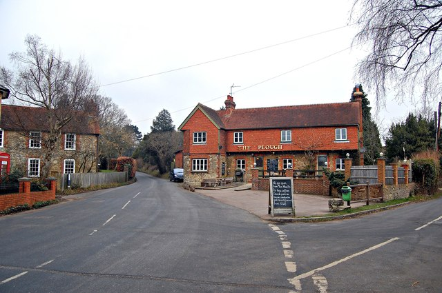 The Plough, Ivy Hatch