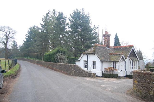 Gatehouse, Plaxtol Lane