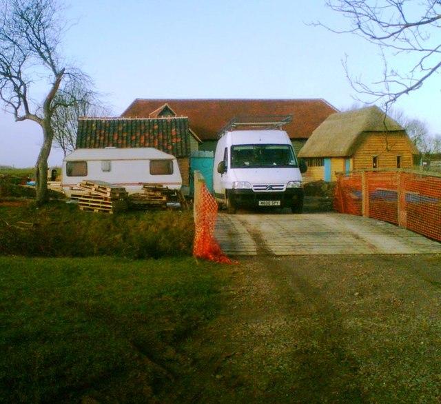 Gulling Green Farm, Gulling Green