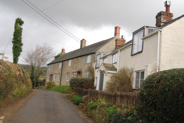 Cottages, Hine's Mead Lane