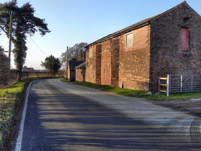 Midlands Farm, Moss Lane