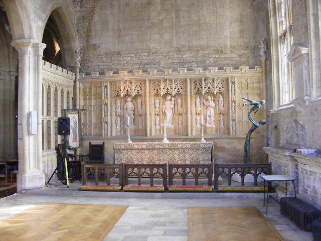 Burford Lady Chapel