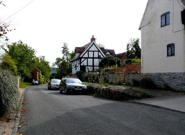 Half Timbered Cottage, Upton