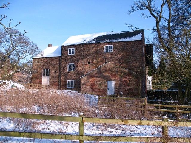 South Kilvington mill