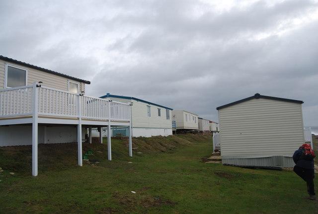 Holiday homes, Old Coastguard Holiday Park