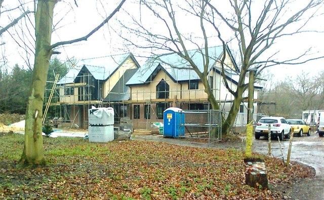 New House, Westwood House