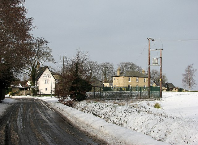 Snow in Little Wilbraham