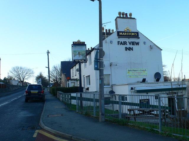 Fair View Inn, Llanddulas