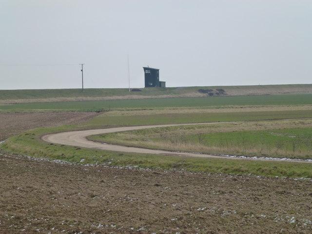 Farmland near RAF Holbeach