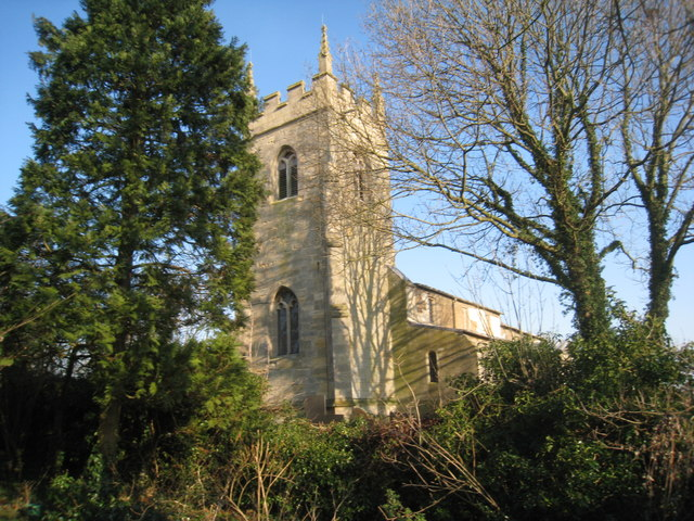 All Saints, Barnby in the Willows