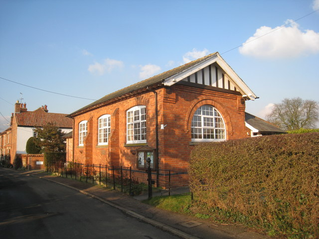 The Village Hall, Plungar