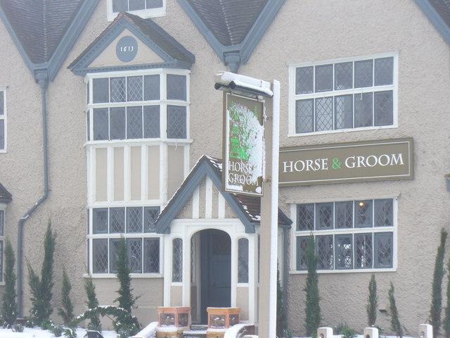 Horse & Groom, Merrow