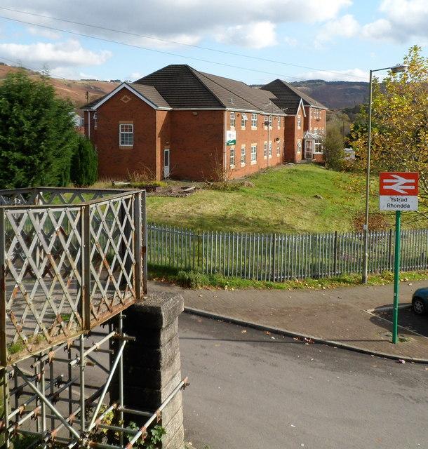 Glyndwr Nursing Home, Ystrad