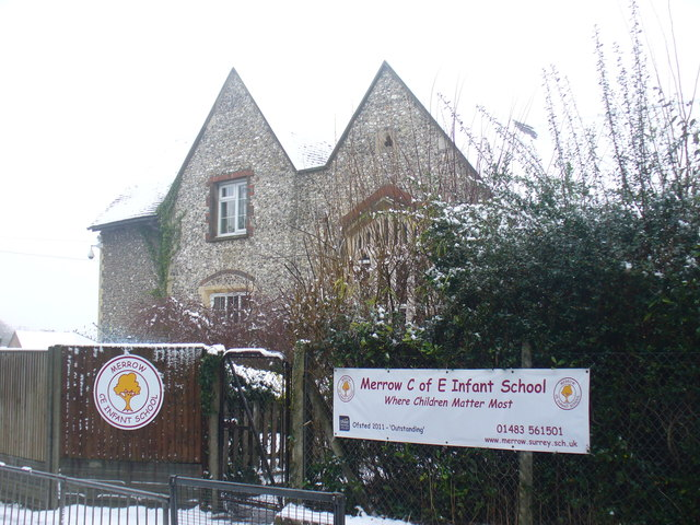 Merrow C of E Infant School
