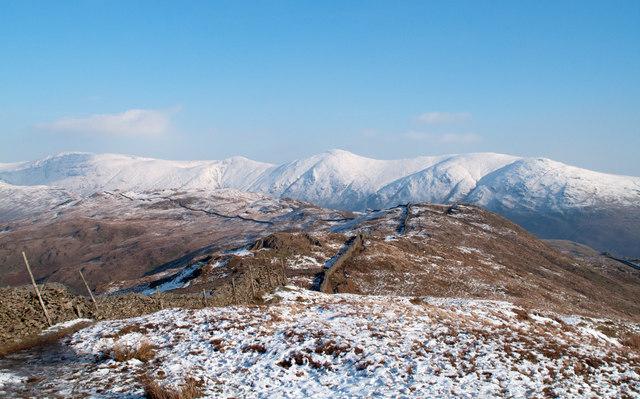 Ridge of Wansfell