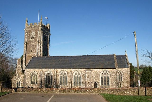 Parish Church of St Mary, Kentisbeare