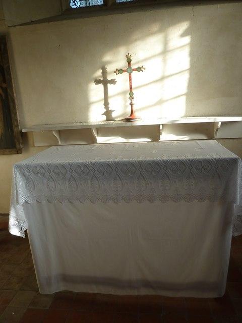 A December visit to St Nicholas Church, Freefolk (i)