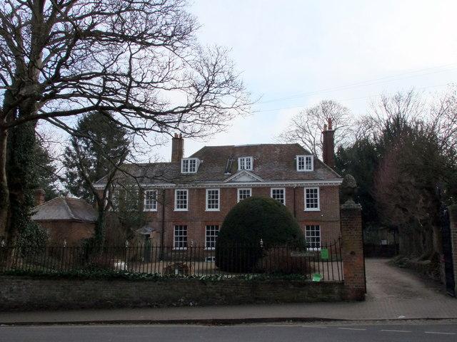 Darrowfield House, St Michaels Street, St Albans