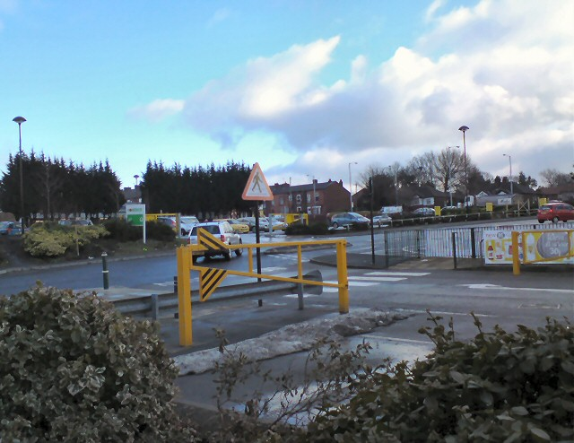 Exit from Morrisons