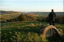 SU8294 : On West Wycombe Hill by Graham Horn