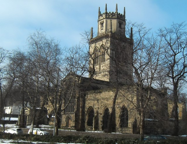 All Saints Church Pontefract