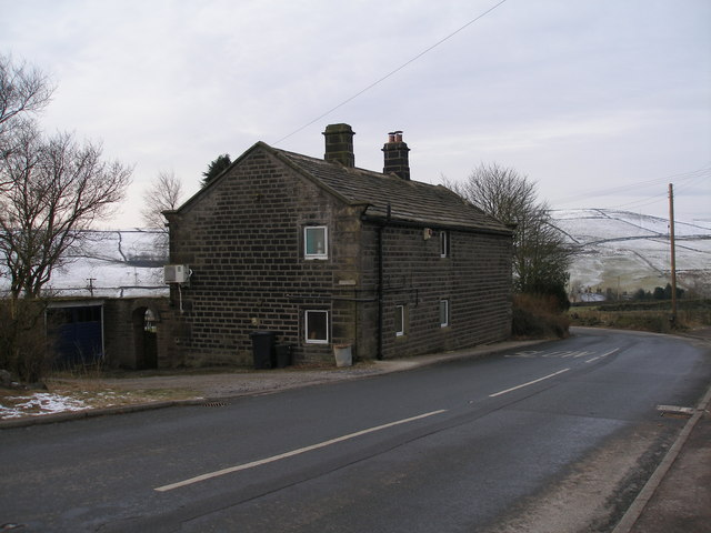 New Houses, Smithy Lane, Colden