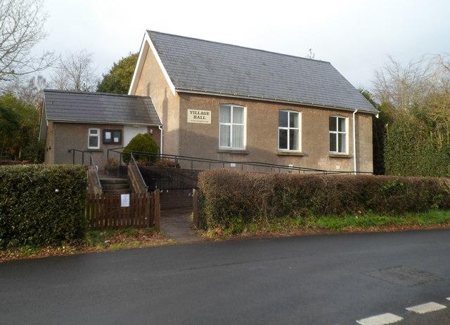 Llangybi Village Hall