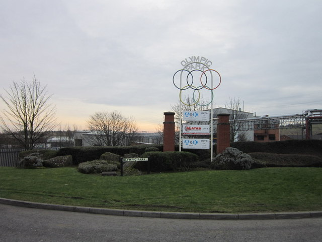 Olympic Park off Dealburn Road, Low Moor