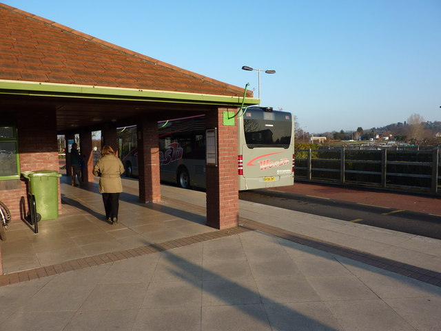 Perdiswell Park & Ride
