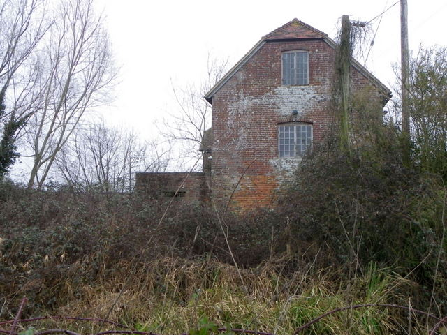 Breamore Mill