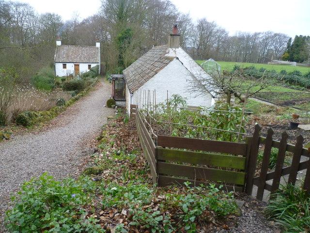 Cottages at Kemback