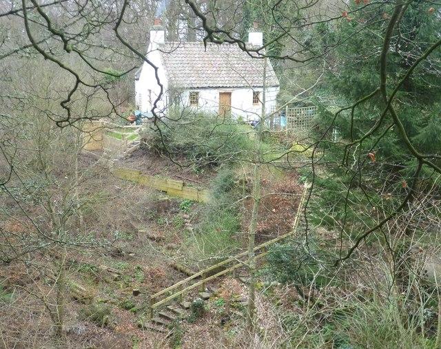Cottage at Kemback