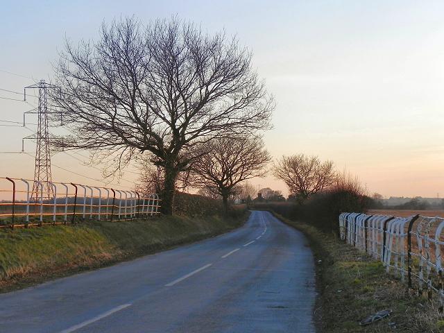 Henshall Lane