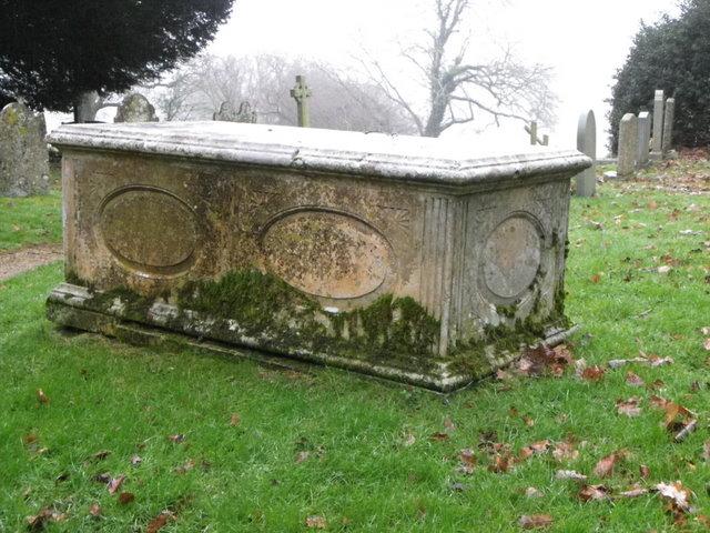 Tomb, St Leonard's Church