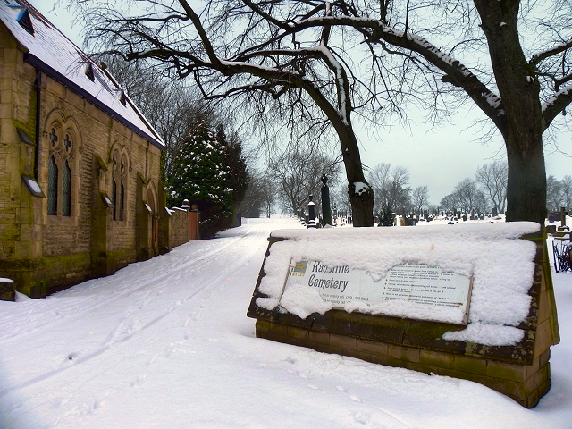 Radcliffe Cemetery
