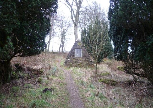 Archbishop Sharp Memorial, Bishop's Wood