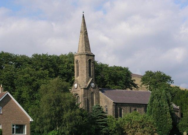 St Nicholas (originally St Simon and St Jude), Sabden
