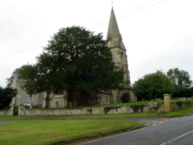 St Peter's Church, Stainby